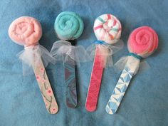 Spa Pops Party Favors Made to Order by TasmajeaCelebrations, $20.00 Sweet 16 Parties http://www.mybigdaycompany.com/you-party-animal-you.html