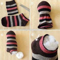 stuff sock penguin