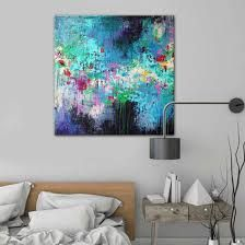 Source Secret Garden Painting By Belinda Nadwie by United Interiors Grey Interior Paint, Brown Interior, Garden Painting, Commercial Furniture, Paint Colours, Eclectic Style, Luxury Furniture, Colorful Interiors, Home Art