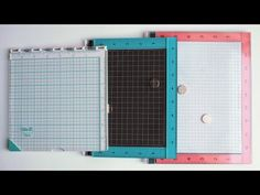 MISTI vs WRMK PRECISION PRESS vs HAMPTON ART STAMP PERFECT Comparison... - YouTube