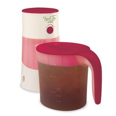 Mr. Coffee Tm70w Iced Tea Maker 3-qt. Watermelon * Check this awesome product by going to the link at the image. (This is an affiliate link and I receive a commission for the sales)