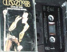 Live at the Hollywood Bowl - UK 1987 - Elektra 960741-4
