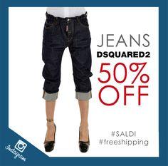 I nostri buyer alla #MilanoFashionWeek! Show DSQUARED2 in corso! Nel frattempo, ti proponiamo i nostri jeans al 50% di #sconto ►http://bit.ly/1Ni7naN #SpedizioneGratuita #freeshipping #ILoveOnlineShopping