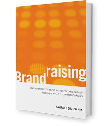 In the current economic climate, nonprofits need to focus on ways to stand out from the crowd, win charitable dollars, and survive the downturn. Effective, mission-focused communications can help organizations build strong identities, heightened reputations, and increased fundraising capability. Brandraising outlines a mission-driven approach to communications and marketing, specifically designed to boost fundraising efforts.
