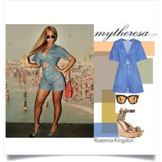 Let The Sunshine In With mytheresa.com: Contest Entry by roxanna-kingston on Polyvore featuring STELLA McCARTNEY, Gianvito Rossi and Acne Studios