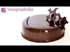 Glazură-oglindă super lucioasă din cacao - se prepară din ingrediente simple, dar este strălucitoare și foarte frumoasă. - Bucatarul.tv