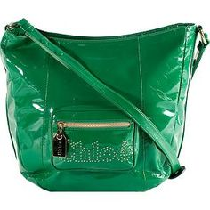 Chloe Patent Leather Shoulder Handbag-me always have a thing for greeny!as in $$$ and ofcourse with this dazzling bag:)