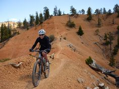 20 of the Most Scenic Mountain Bike Trails in the Western USA: Vote for Your Favorite. Singletracks Mountain Bike News.
