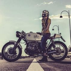 Cafe Racer Style - BMW