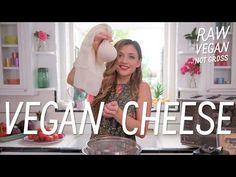 How to Make Raw Vegan Cheese - Raw. Vegan. Not Gross. - YouTube