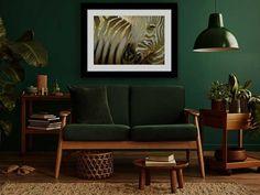 Exotic art in a dining room Exotic Art, Living Room Art, Decorating Tips, Dining Room, Elegant, Frame, Classy, Picture Frame, Salon Art