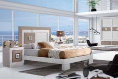 Dormitorio de matrimonio, coleccion Winter
