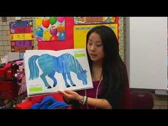 ▶ Brown Bear, Brown Bear, What Do You See? in Mandarin Chinese - YouTube