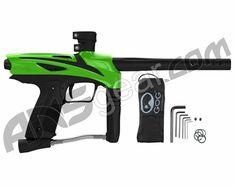GoG eNMEy Paintball Gun - Freak Green