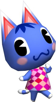 View an image titled 'Rosie Art' in our Animal Crossing: City Folk art gallery featuring official character designs, concept art, and promo pictures. Rosie Animal Crossing, Animal Crossing Villagers, Animal Crossing Memes, Animal Crossing Pocket Camp, City Folk, Rainbow Painting, Animal Games, Cool Backgrounds, New Leaf
