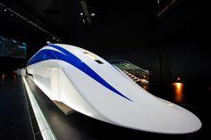 505 км час Японский  Maglev  ! 505 miles an hour Japanese Maglev !
