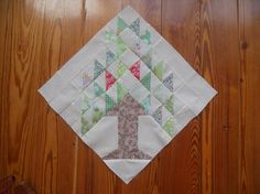 Tree of Life Block project on Craftsy.com
