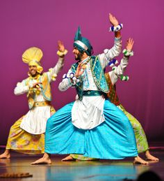 Bhangra: The Dance-Form of Punjab,Pakistan/ India-inherited from Indus Valley Civilisation.