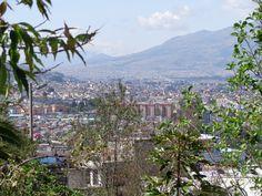 El sur de Quito desde el Itchimbía