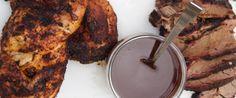 Cherry Chipotle BBQ Sauce