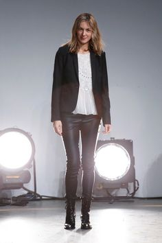 Zadig & Voltaire | Fall 2014 Ready-to-Wear Collection | Style.com #Minimalist #Minimalism #Fashion