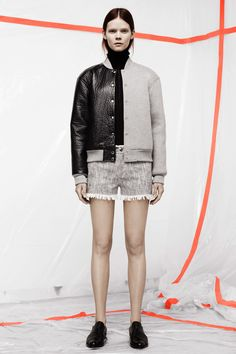 T by Alexander Wang | Pre-Fall 2014 Collection | Style.com