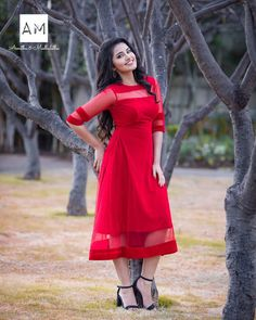 Anupama Parameswaran stills in red dress for launching Mission Interstellar at Wonderla - Full HD Wallpapers Beautiful Girl Photo, Beautiful Girl Indian, Most Beautiful Indian Actress, Beautiful Gorgeous, Beautiful Women, Simple Kurta Designs, Kurta Designs Women, Indian Gowns Dresses, Indian Outfits