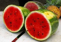 Summer Eating: How Do You Slice a Whole Watermelon?