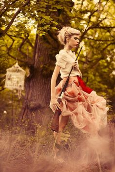 Sarah Louise Johnson is passionate visionary Photographer based in London, UK. Having an eye for the subtle detail, Sarah Louise's work is distinctly unique and her experience on both sides of the camera is evident. She has earned respect in industry and specializes in advertising, fashion and beauty photography.