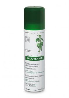 Klorane Dry Shampoo with Nettle.