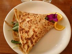 """No Ka 'Oi"" means ""the best"" in Hawaiian, and indeed, these crepes are awesome!"