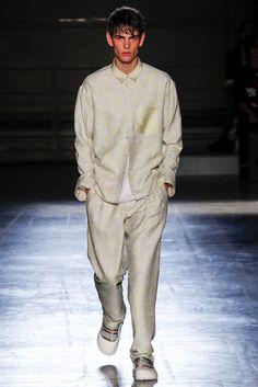 Wooyoungmi Spring 2015 Menswear Collection Photos - Vogue
