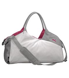 Puma Womens Training Float Duffle Bag at YogaOutlet.com - Free Shipping 7000c946a3062