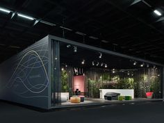 Walter Knoll - Exhibition stand Orgatec 2014: