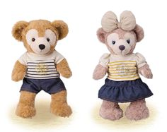 Disney's Duffy & Shelliemay - 2013 collection - summer