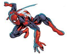 Ninja Spiderman by Shugga on DeviantArt Manga Anime, Cartoon As Anime, Ajin Anime, Marvel Dc Comics, Marvel Heroes, Marvel Characters, Spiderman Art, Amazing Spiderman, Spiderman Suits