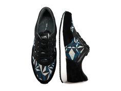 Mostrar detalles para Runner crystal snorkel blue + beige + black