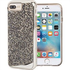 Case-Mate Brilliance Case for Apple iPhone 7 Plus 6 Plus 6s Plus – Champagne 2306f2279b