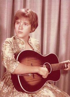 17-year-old Stevie Nicks in 1965