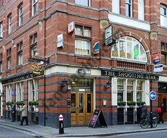 The Shooting Star, Middlesex St
