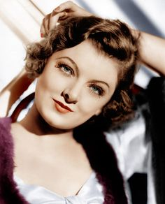 """Myrna Loy publicity still for """"The Thin Man"""", 1934 Golden Age Of Hollywood, Vintage Hollywood, Hollywood Glamour, Hollywood Stars, Hollywood Actresses, Classic Hollywood, Actors & Actresses, Popular Actresses, Classic Actresses"""