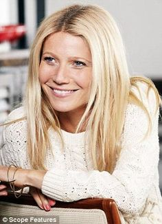 Gwyneth Paltrow shows off Modern Preppy look for new Lindex campaign | Mail Online