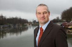 Victor Everhardt, deputy mayor of Utrecht