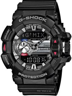 G-Shock Watch G Mix Bluetooth #bezel-fixed #black-friday-special #bracelet-strap-synthetic #brand-g-shock #case-material-black-pvd #case-width-55mm #chronograph #classic #comparison #delivery-timescale-call-us #dial-colour-black #gender-mens #keep-reduced #movement-quartz-battery #new-product-yes #not-allowed-on-amzn #official-stockist-for-casio-g-shock-watches #packaging-casio-g-shock-watch-packaging #supplier-model-no-gba-400-1aer #warranty-casio-g-shock-official-2-year-guarantee…