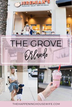 HOW TO: Ground Your Family Before the B2S Chaos!! Family Date Night at Grove Orlando!!