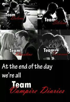 Yea but I don't want Caroline with Kluas or Tyler I want her with STEFAN ❤️❤️❤️#steroline