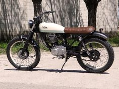 honda cg 125 stripped - Google Search