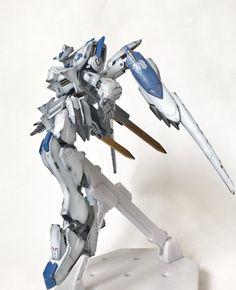 Gundam Bael, Ms, Sci Fi, Iron, Science Fiction, Steel