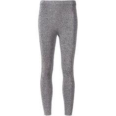 T By Alexander Wang basic leggings ($545) ❤ liked on Polyvore featuring pants, leggings, black, black trousers, black pants, t by alexander wang, black leggings and t by alexander wang pants