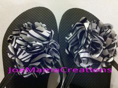 FREE SHIPPING / flip flop gift set / photo by JoeMamaCreations, $20.00